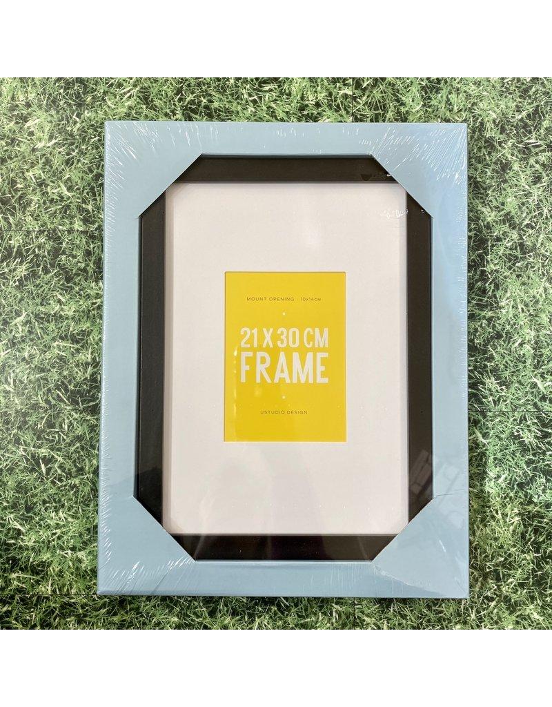 UStudio Picture Frame Black Rectangle