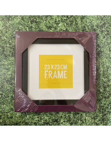 UStudio Picture Frame Black Large Square