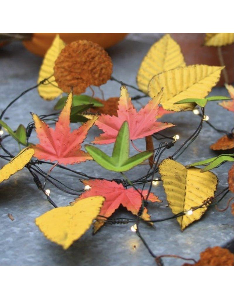 Lightstyle Autumn Leaves LED String Lights