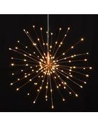 LightStyle Hanging Starburst Copper 200 LED