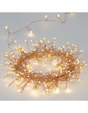 LightStyle Cluster Copper LED String Lights