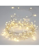 LightStyle Cluster Silver LED String Lights