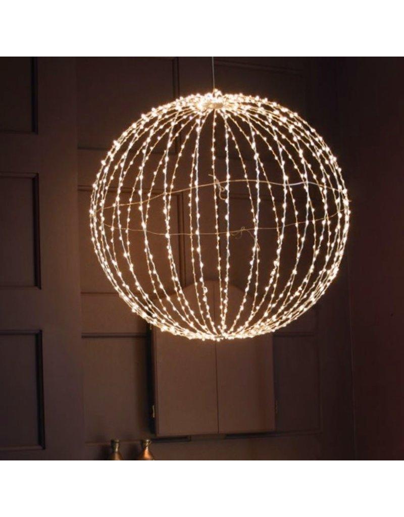 LightStyle Sphere Light Silver