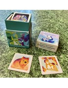 Pomegranate Memory Game Colourful Creatures