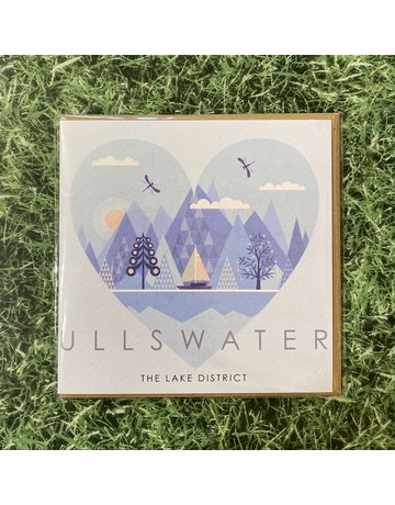 Hilberry Designs Card Ulswater