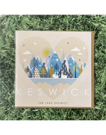 Hilberry Designs Card Keswick
