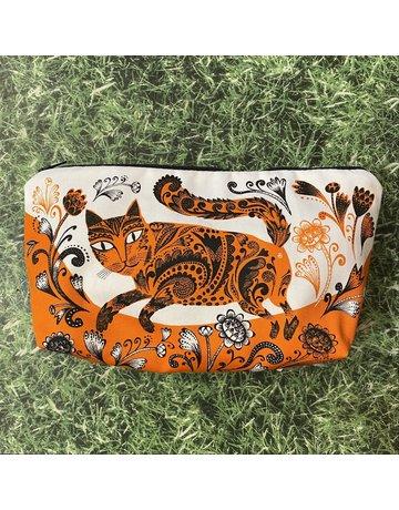 Lush Designs Cosmetic Bag Cat