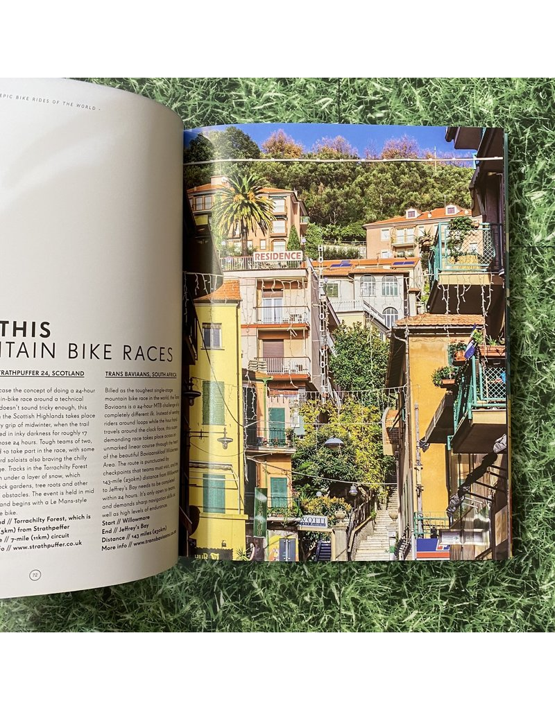 Bookspeed Epic Bike Rides Of The World