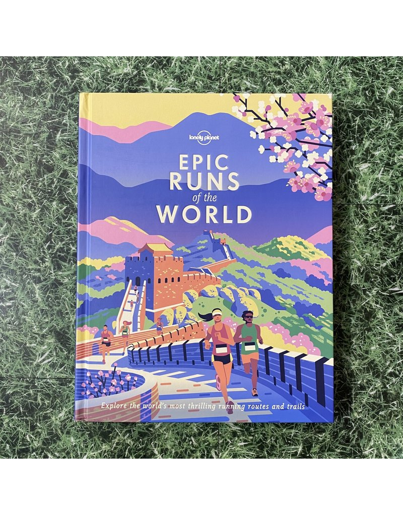 Bookspeed Epic Runs Of The World