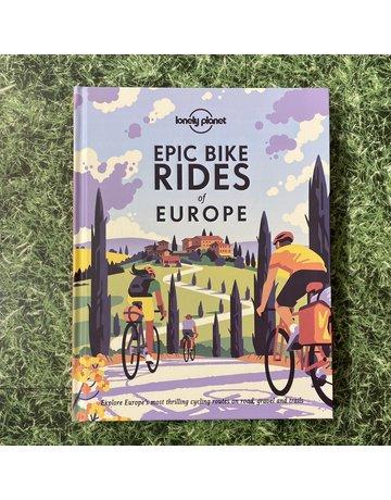 Bookspeed Epic Bike Rides Of Europe