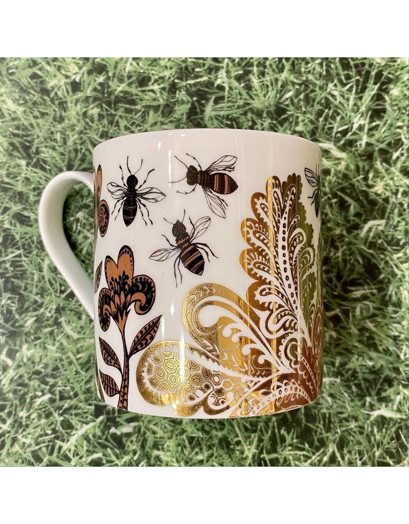 Lush Designs Mug Bee Puffer