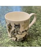 Lush Designs Mug Cat