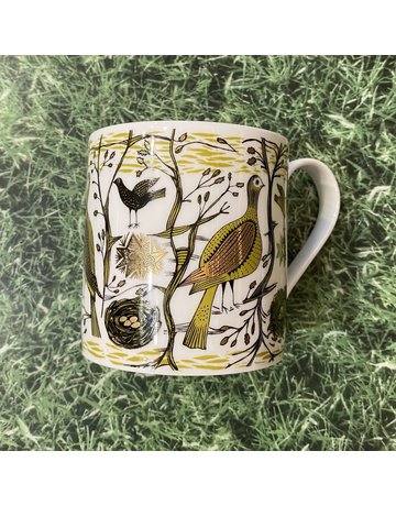 Lush Designs Mug Game Bird