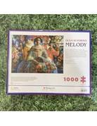 Pomegranate 1000 Piece Puzzle Melody Olga Suvorova