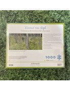 Pomegranate 1000 Piece Puzzle Undergrowth With Two Figures