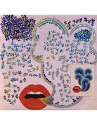 Galison 750 Piece Shaped Lips Jonathan Adler Puzzle