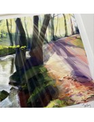 Jill Ray Jill Ray 'Warm Evening' Mounted Print
