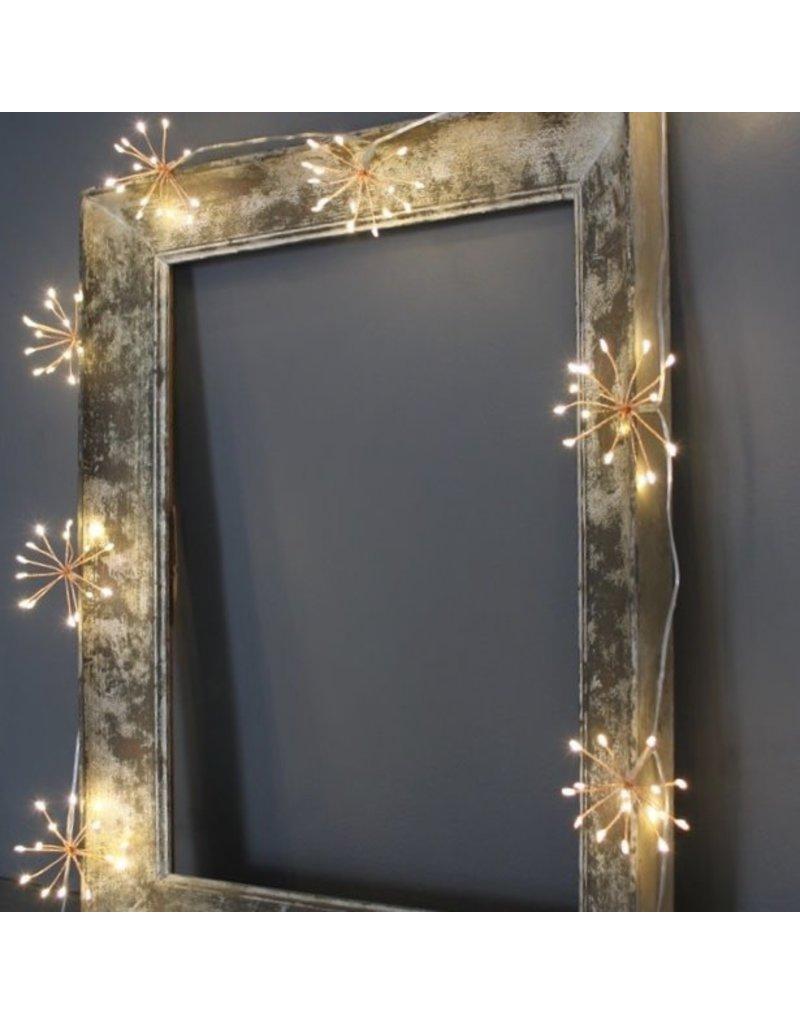 Lightstyle Starburst Copper LED Light Chain
