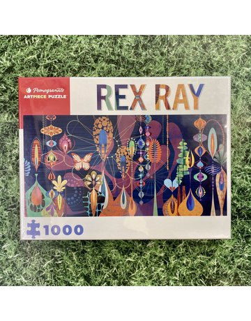 Pomegranate 1000 Piece Puzzle Rex Ray