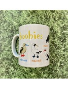 Sarah Edmonds Boobies Mug