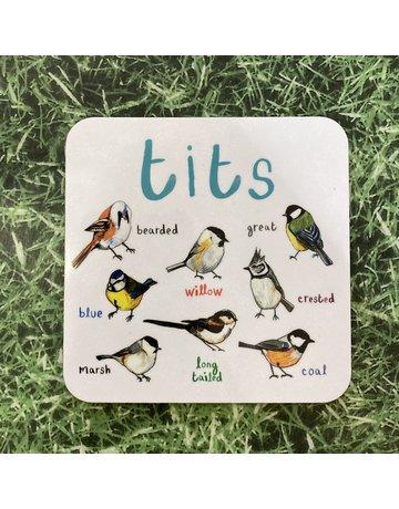 Sarah Edmonds Tits Coaster