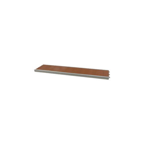RLS Vlonder (U-oplegging) 0,61 × 2,07 m