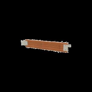 RLS Kopkantplank (U-oplegging) 0,73 m