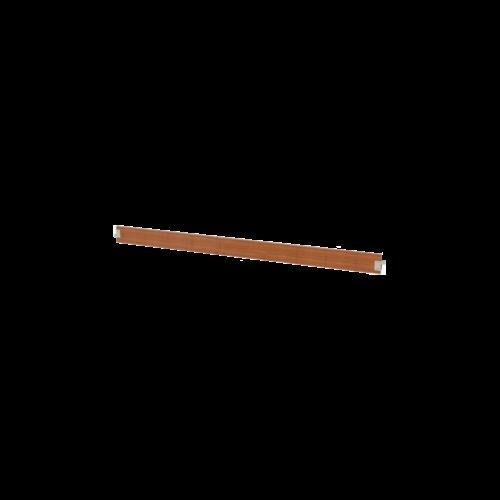 RLS Kantplank (U-oplegging) 2,57 m