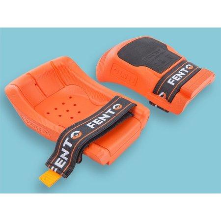 FENTO Set elastieken met klittenband voor Fento kniebeschermer 150