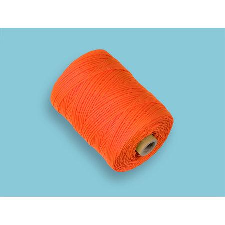 LABORA Uitzetkoord oranje 200 mtr (draadpennen)