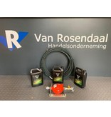 Pneuvibe Vermeer Raket Olie