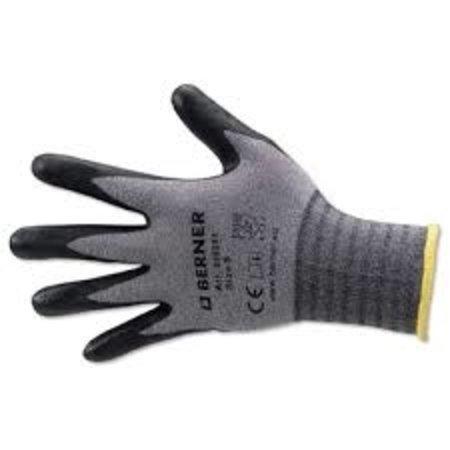 Berner Werkhandschoen Flexus (maat 9) (6 paar)
