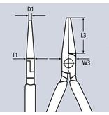 Knipex Rondbuigtangen 160 mm