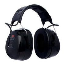 3M™ PELTOR™ WorkTunes™ Pro Headset met FM-radio, 32 dB, hoofdband