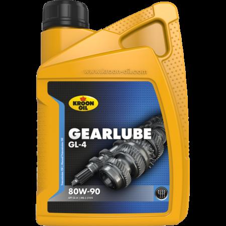 Kroon-oil GEARLUBE GL-4 80W-90 (5 Liter)