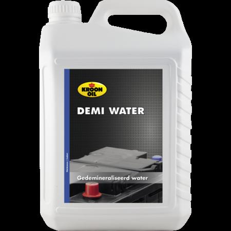 Kroon-oil DEMI WATER (5 Liter)