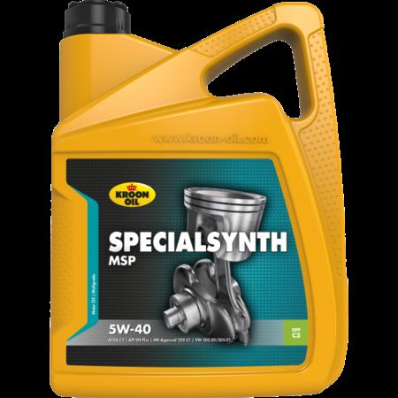 Kroon-oil SPECIALSYNTH MSP 5W-40 (5 Liter)