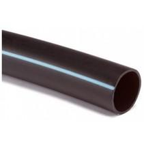 PE100 Kiwa SDR11 63x5.8mm 16bar R=50 zwart/blauw (50 mtr)