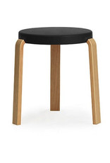Normann Copenhagen TAP KRUK OAK/BLACK