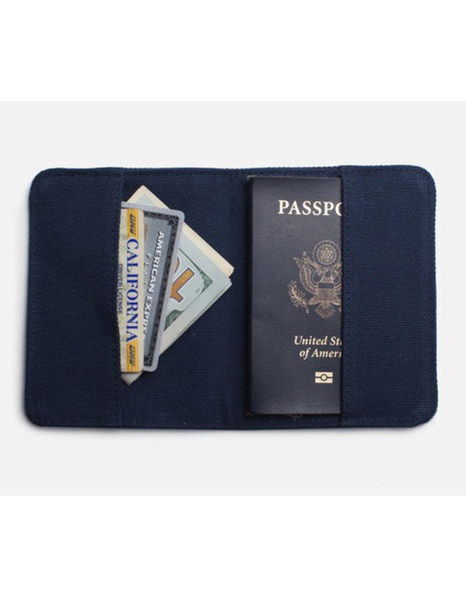PASSPORT HOLDER BOARDING