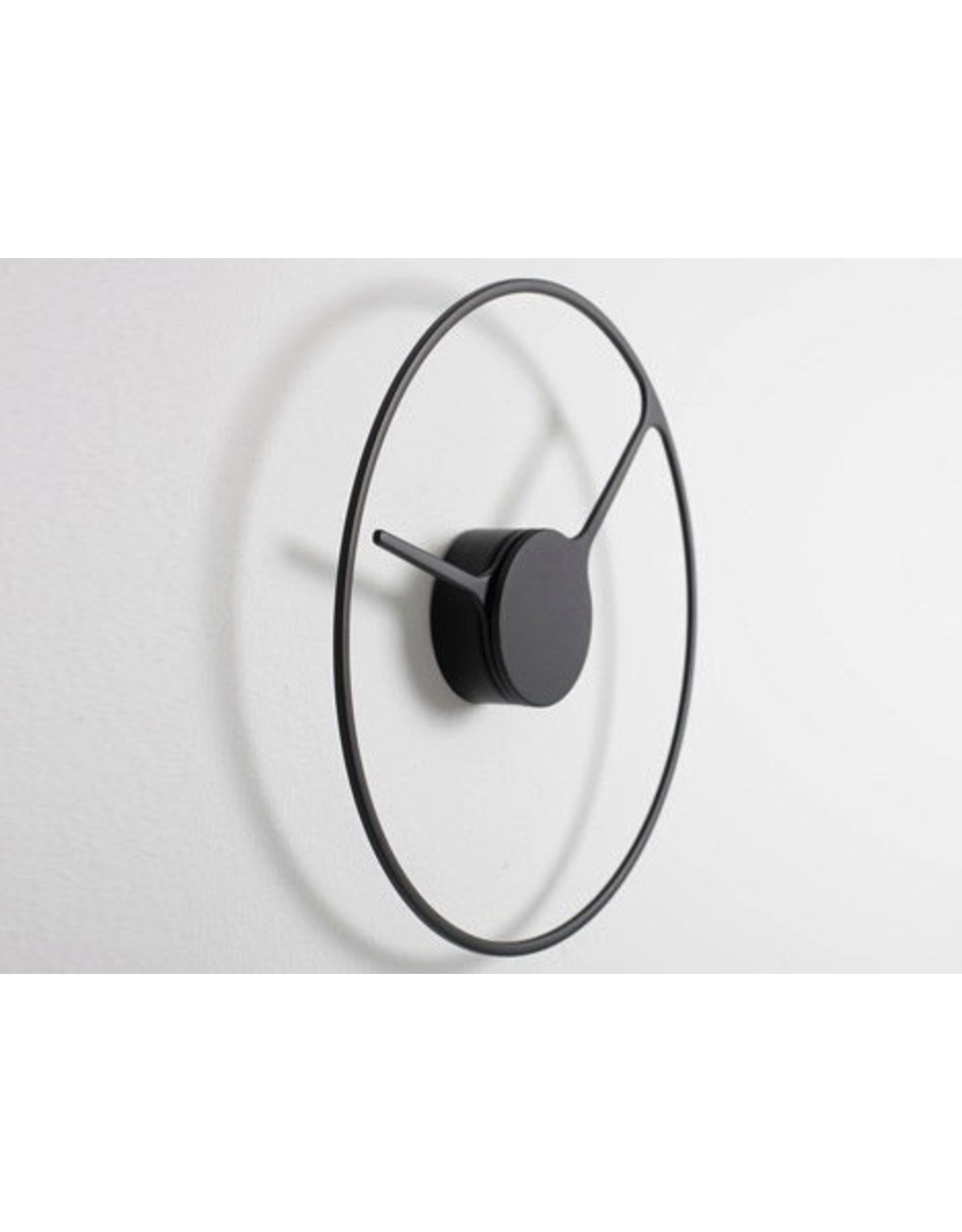 Stelton STELTON TIME WALL CLOCK 22CM BLACK