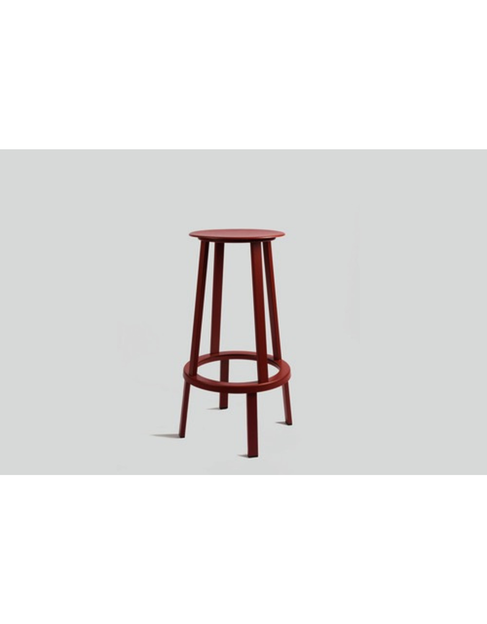 HAY Revolver chair Red