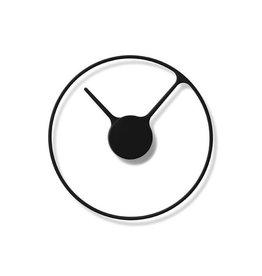 Stelton STELTON TIME WALL CLOCK 30CM BLACK