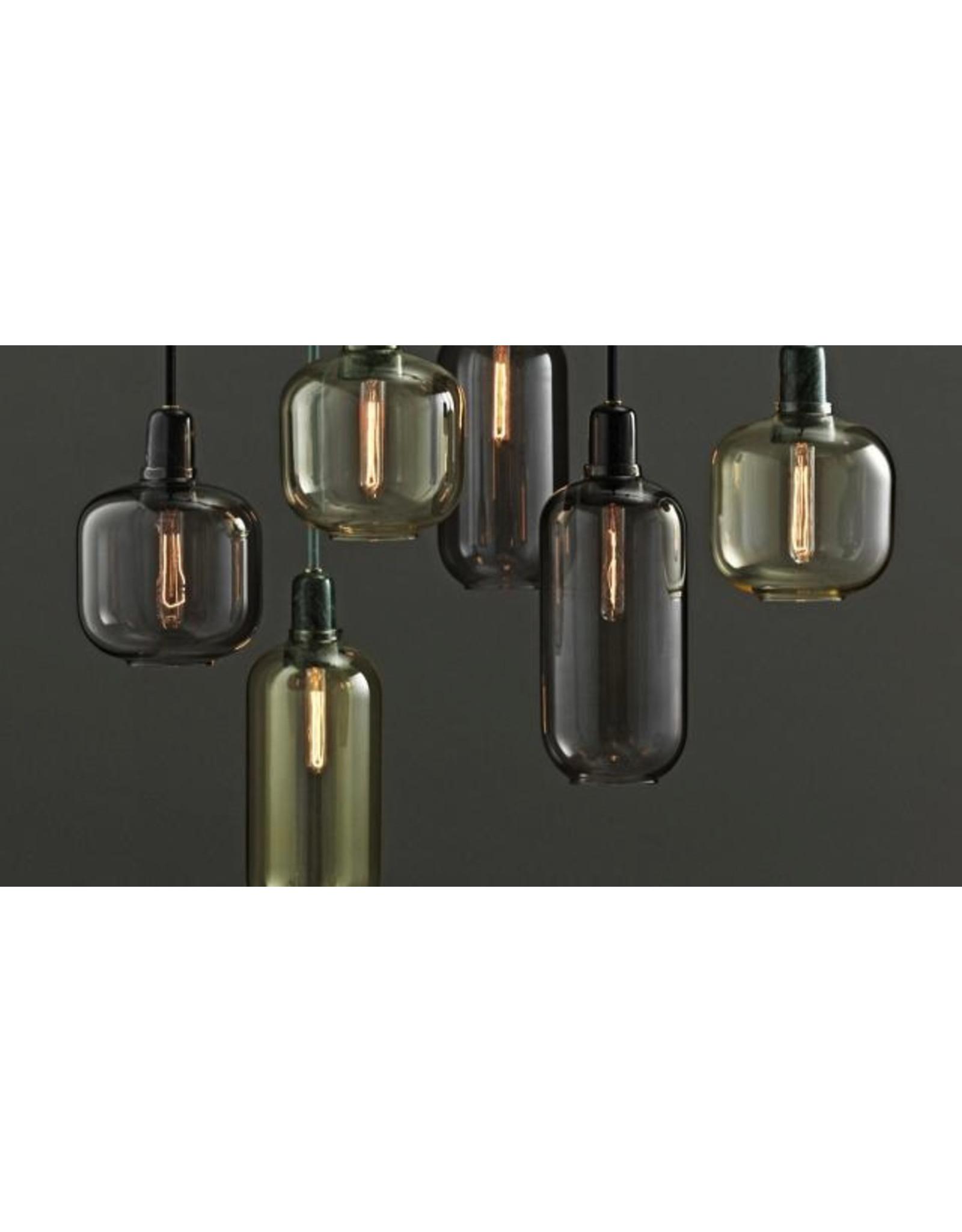 Normann Copenhagen Amp Lamp S Black