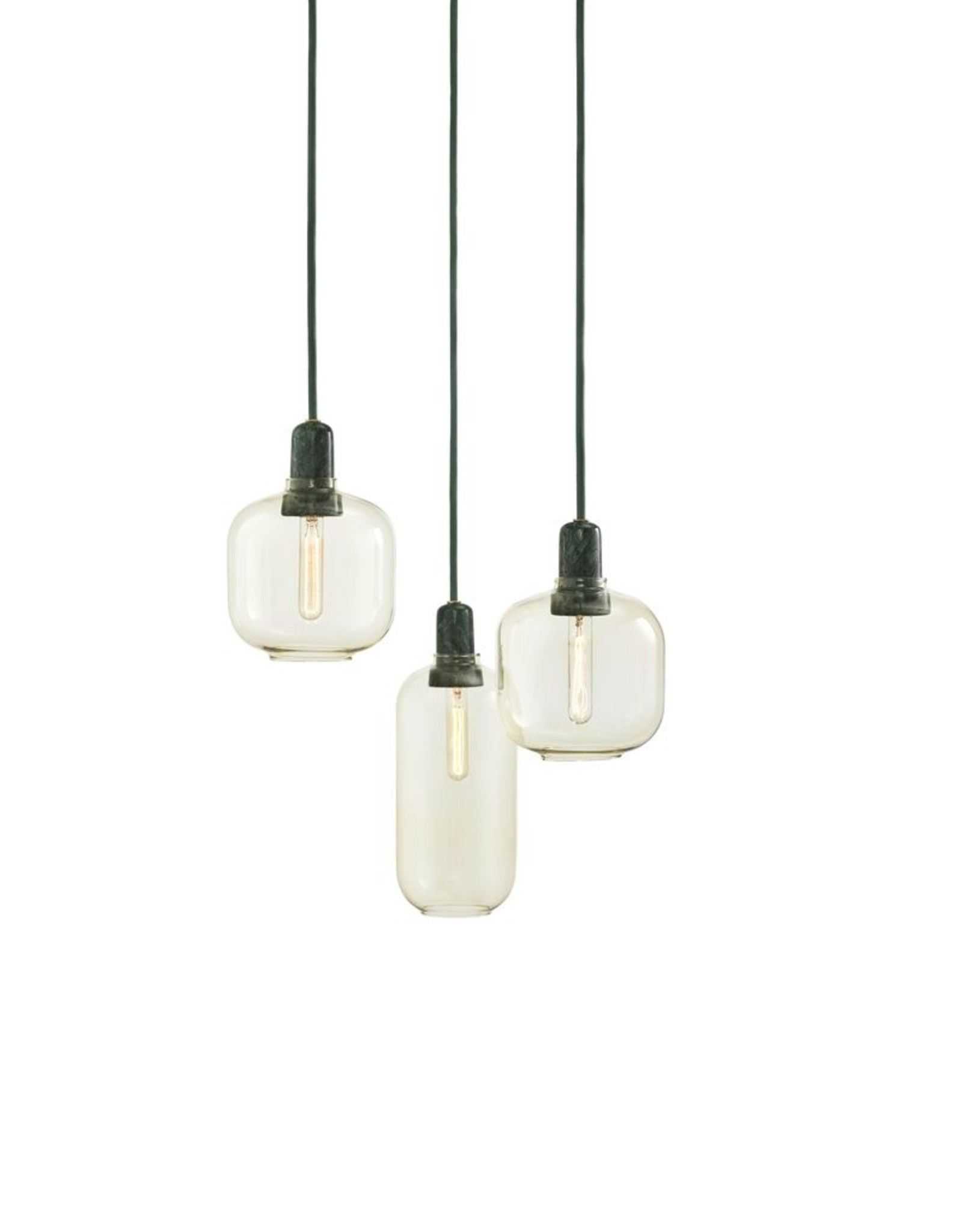 Normann Copenhagen Amp Lamp S Groen