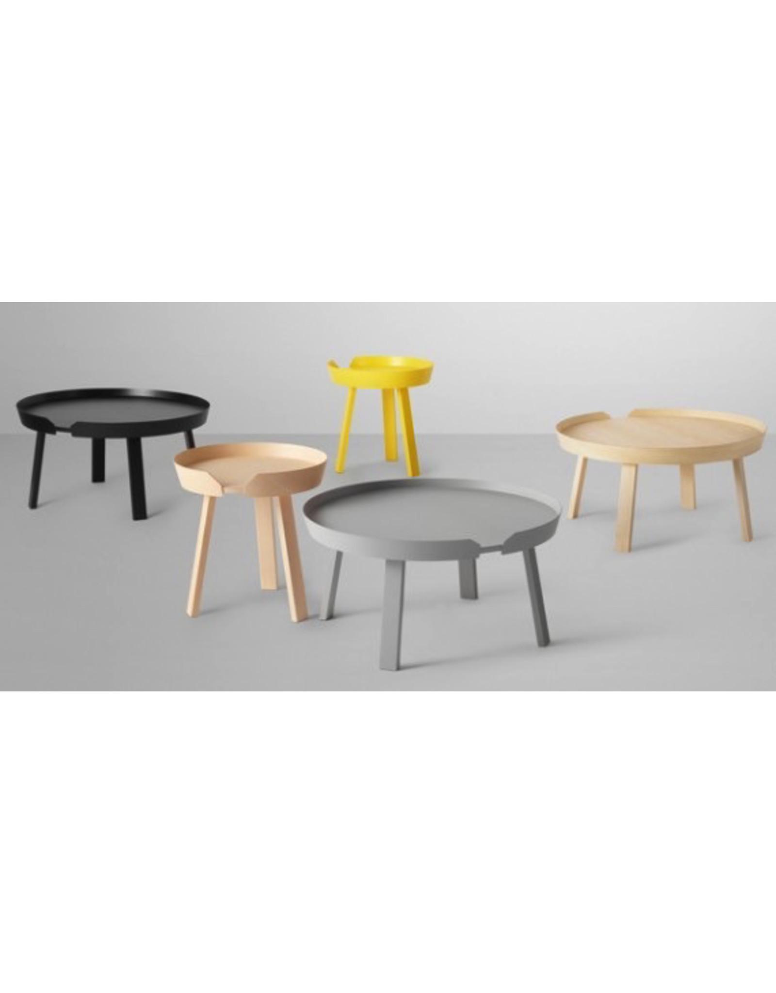 Muuto Around Table Small Grey