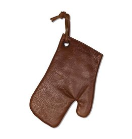 Dutchdeluxe ULTIMATE OVEN GLOVES UNI CLASSIC BROWN