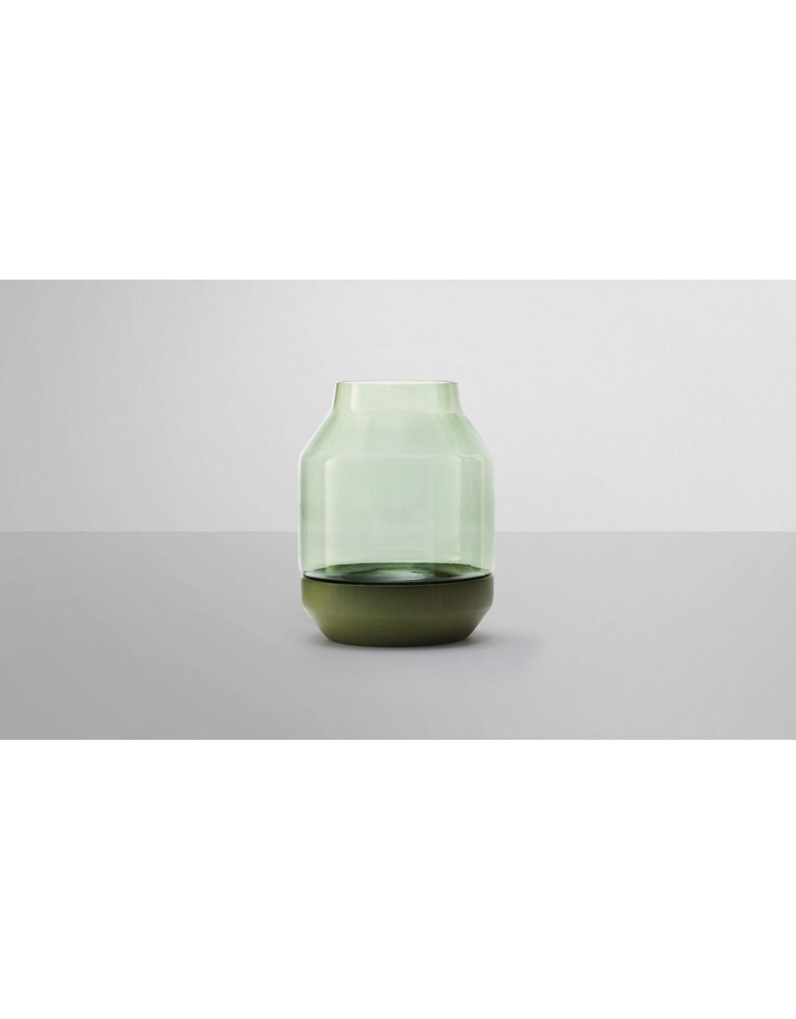 Muuto Elevated Vase groen