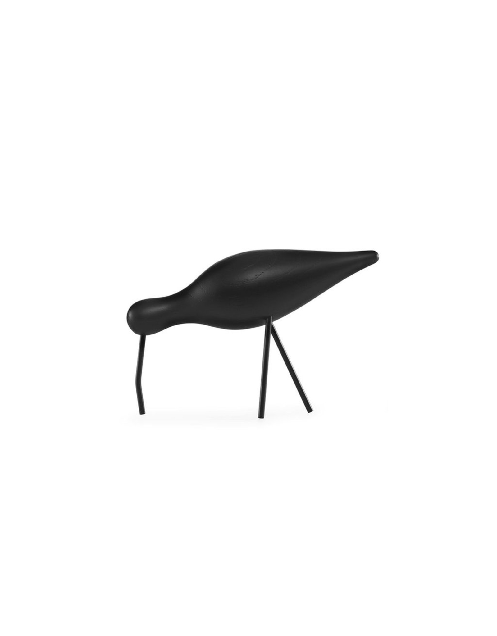 Normann Copenhagen SHOREBIRD LARGE BLACK/BLACK