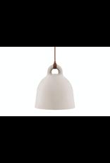 Normann Copenhagen Bell Lamp Large Sand D55cm